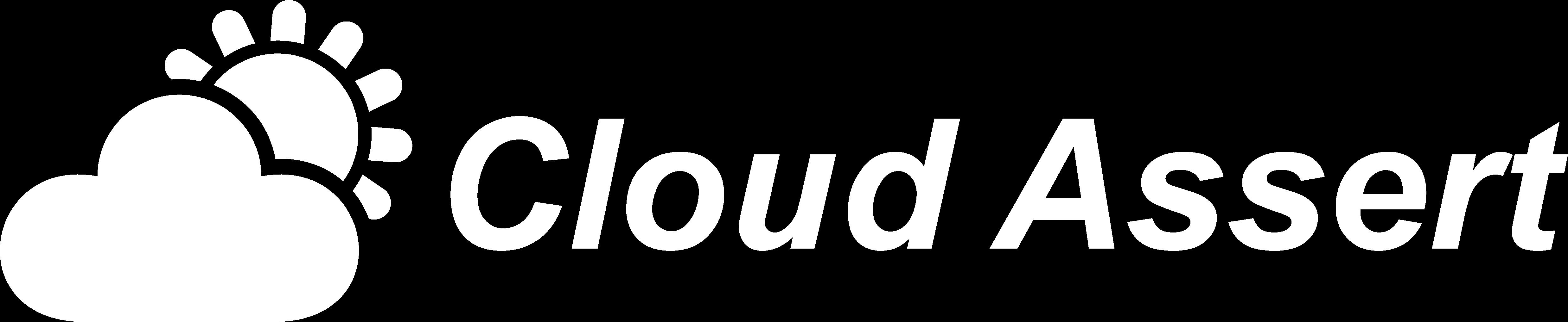 Cloud Assert Logo